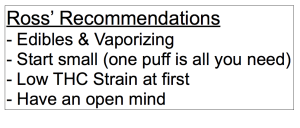 RossRecommendations