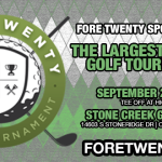 ForeTwenty Golf Tournament September 26 2016